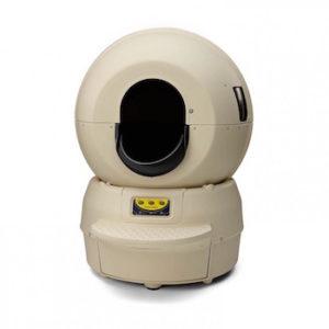 Litter Robot LRII Automatic Self-Cleaning, Beige as Best Litter Box