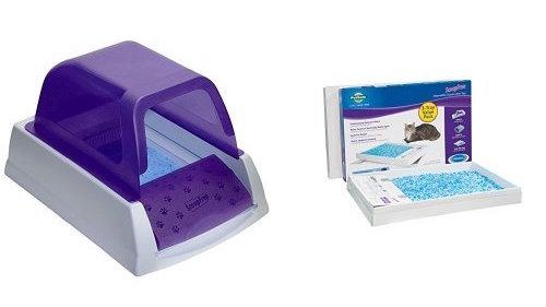 ScoopFree Box with Litter Tray Refills
