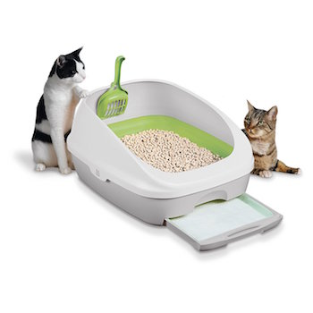 Tidy Cats Cat Litter, Breeze, Kit Litter Box System