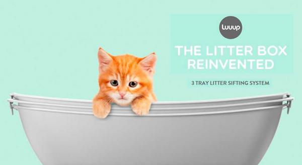 luuup litter box dimensions