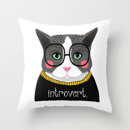 Cats are for Introverts